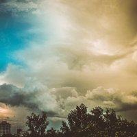 облачность :: Александра Крук