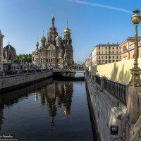 Утро Спаса на Крови :: Valeriy Piterskiy