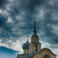 Храм - Рассветное :: Сергей Дубинин