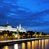 Кремль :: Александр Чекмарев