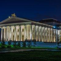 Театр оперы и балета в Астане :: Алтай И.