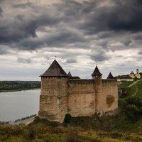 Хотинская крепость :: Владимир Руденко