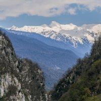 Кавказ :: Анатолий Корнейчук