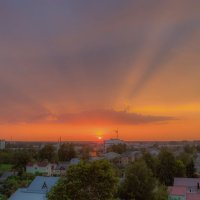 Вид из окна :: Евгений Пятов