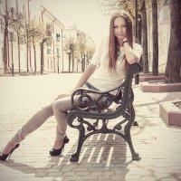Посиди со мной рядом :: Сергей Томашев