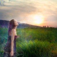 Фея заката :: Anna Lipatova