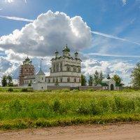 Николо-Вяжищский монастырь. :: Евгений Никифоров