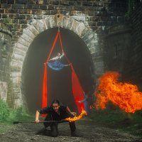 Огни Средневековья :: Ежъ Осипов