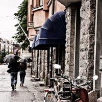 Дождливый день в Хельсинки... :: Елизавета Вавилова