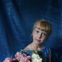Внучка :: Наталья Лунева