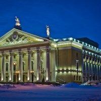 Театр оперы и балета. Челябинск :: Марк Э