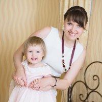 Люся и Рита :: Мария Арбузова