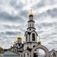 Храм Преображения Господня в г. Сургут :: Евгений Елк
