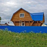 Домик за забором :: Ольга Маркова