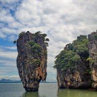 """о.""""Джеймс Бонд"""",Таиланд. :: Александр Вивчарик"""