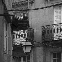 Балконы старого города :: Lmark