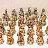 Шахматная армия :: Марина Назарова