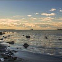 Вечерняя прогулка по берегу 1. :: Jossif Braschinsky