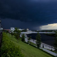 Кажется, дождь собирается. :: Ильдус Хамидулин