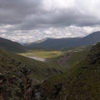 Вид с Эльбруса :: Vladimir 070549