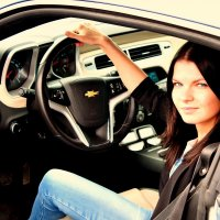 Tuning Car Awards 2014 :: Любовь Антонова
