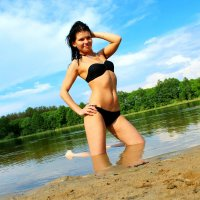 Лето, солнце, жара... :: Любовь Антонова