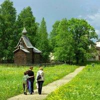 По дорожкам Кирилло - Белозерского монастыря :: Валерий Талашов