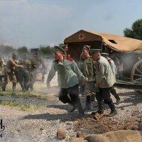 1914. Ратный труд артиллериста... :: Виктор Перякин