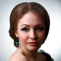Портрет. Отрисовка. :: Ольга Игнатьева