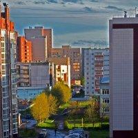 Городок :: Светлана Мещан
