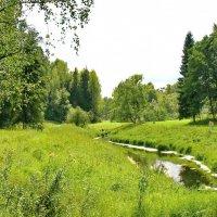 Река Славянка :: Олег Попков