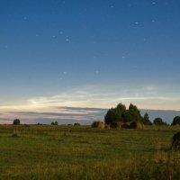 Серебро над горизонтом :: Михаил Завьялов