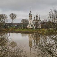 церковь Сретения в Вологде :: Натали Зимина
