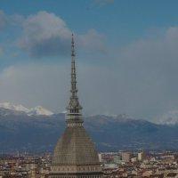 Символ Турина - башня Антонелли :: Зоя Суровцева