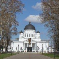 дорога к храму :: Александр Табаков