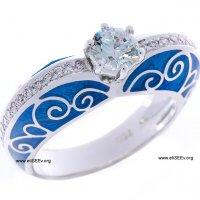"кольцо из серии ""короны"" :: Alexander SEE"