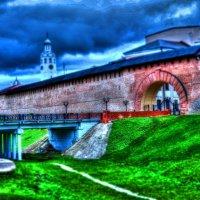 Красота Новгорода :: Анастасия Воскресенская