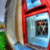 Загадочное окно :: Анастасия Воскресенская