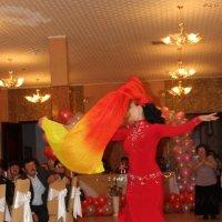 пламя танца :: Савелий Мельник
