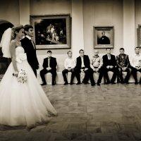 свадьба :: Кристина Козлова