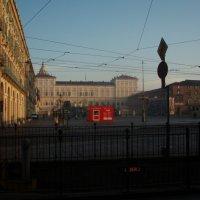 Турин утренний :: Зоя Суровцева