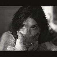 четыре глаза :: Ольга Донец