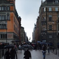Такой додждливый Стокгольм :: Никита Санников