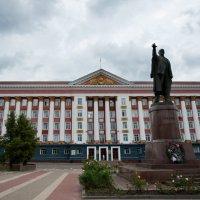 Дом советов :: Виталий Неизвестный