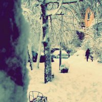 двор Алматы :: Anna Bakanova
