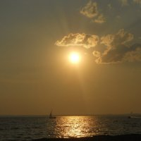 вода и солнце :: Есения Соболева