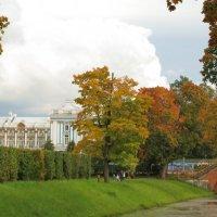 В Александровском парке :: Олег Попков