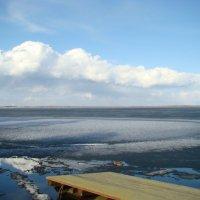 Пирс на водно-лыжной станции :: Светлана Игнатьева