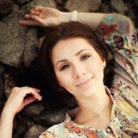 Отдых на каменном побережье :: Анастасия Красавина
