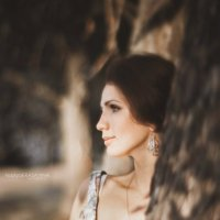 В лесу :: Анастасия Красавина